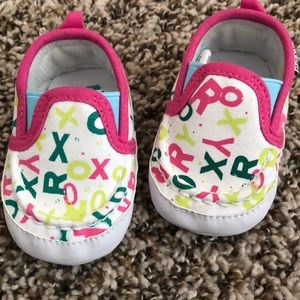 Baby Roxy shoes